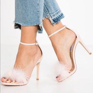 Pink Scarlett heels